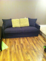 SOFA  ** REDUCED PRICE** 100$