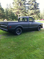 "1968 GMC ""Shorty"" Pickup"