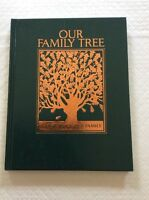 Family Tree and Traditions Book