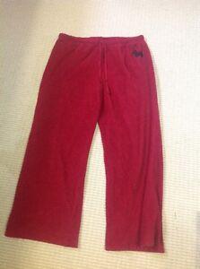 Women's fleece pants - size XL