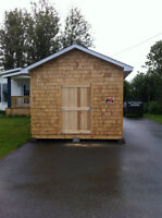 Shed 12' X 16'