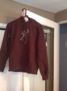 Browning hoodie  Moose Jaw Regina Area image 1