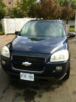2006 Chevrolet Uplander Minivan. Fully Loaded!