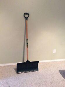 Brand new shovel