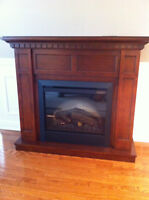Electric Fireplace in South St. Vital