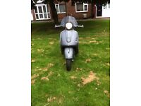 Vespa 300 Reg as 200