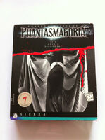 Phantasmagoria PC horror video game - includes box and manual