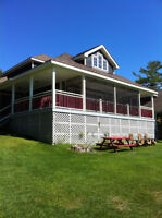 Fractional Ownership Muskoka Luxury Cottage 10 Weeks 3/2bath