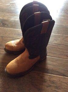 Mens cowboy boots  Peterborough Peterborough Area image 1