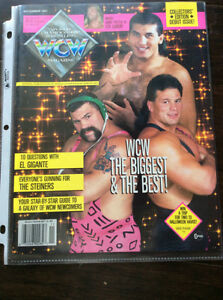 WWF - Wrestling Collector Items Kitchener / Waterloo Kitchener Area image 4