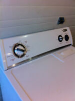 Whirlpool Dryer-Can Deliver