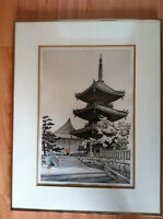 WOODBLOCK PRINTS FROM JAPAN - CADRES DU JAPON