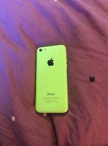 IPHONE 5C LOCKED TO FIDO 16G