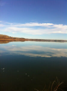 LARGE PRIVATE RV LOT FOR RENT @ FLOATING STONE LAKE