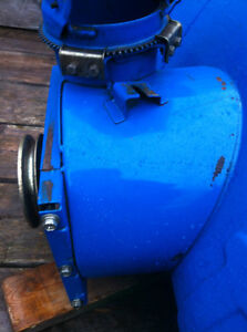 YAMAHA YS624 FRONT SCOOP WITH THE AUGER Windsor Region Ontario image 7