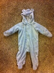 Baby one piece suit