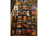 29 Bluray films bulk buy Blu-ray