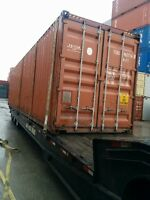 Some 20ft & 40ft Steel Sea Container for sale.