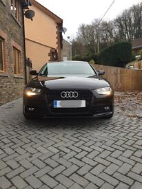 Audi A4 2.0 TECHNIK TDI 4 door saloon - 62 plate - 60k miles Well looked after