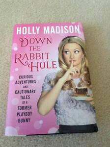 Holly Madison Down the Rabbit Hole Book Heathridge Joondalup Area Preview