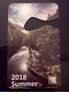 Canada Ontario Parks Summer Pass valid to the end  November 2018