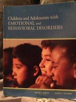 Children & Adolescents with Emotional & Behavioural Disorders