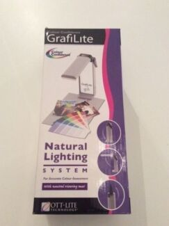 Grafilite Lighting System. RRP $120   Brand New in a box.