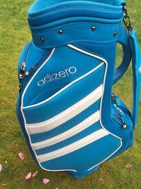 Adizero Staff Bag (Rare)