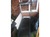 Electric Foldable Treadmill/ Running Machine Fully Working Good Condition Can Deliver