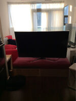 A large TV for sell