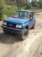 1989 GMC Other Tracker SUV, Crossover