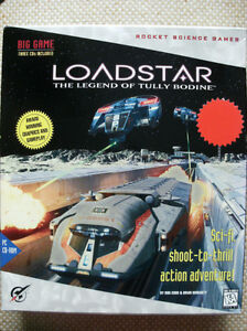 Loadstar - The Legend of Tully Bodine (PC Game Software) NEW.