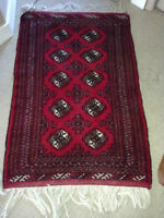 Authentic Persian Wool Area Rug - $175
