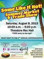 Theodore Summer Market & Trade Show