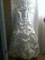 plus size wedding and formal dress