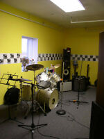 Rehearsal / Jam Spaces at MARSONIC