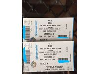 2 drake seated tickets for Dublin