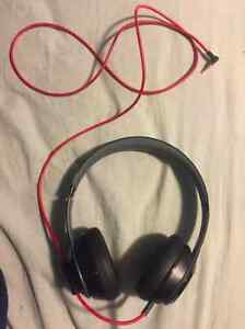 Solo2 Beats By Dre - Red/Black Over-Ear