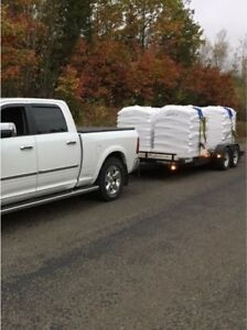 Softwood Pellets 319.00 A Pallet Delivered