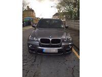 BMW X5 m sport grey auto diesel