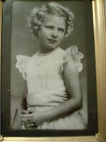 Photograph 1956 Princess Anne