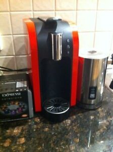 Coffee Cappuccino Latte Machine With Portable Frother Firm Price Mentone Kingston Area Preview