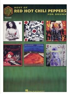 Best of Red Hot Chilli Peppers for DRUMS