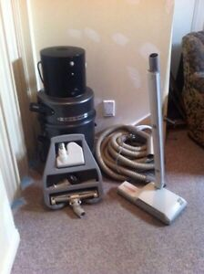 Rebuilt Genuine Electrolux Central Vacuum Systen