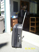 Hard cover suitcase, luggage bags and more...
