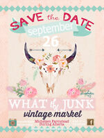 What the Junk Vintage Market!