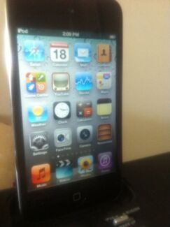 Ipod Touch 32gb 4th Generation (BLACK) - With Camera Brunswick East Moreland Area Preview