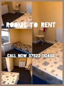SHIREBROOK & WORKSOP & MANSFIELD & DERBY & NOTT -ROOMS TO RENT