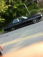 LOOKING FOR 1969 PONTIAC CATALINA 4 DOOR