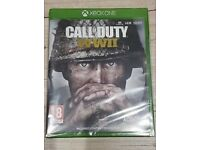 Call of Duty World War 2 on xbox 1 Brand New and Sealed WW2 WWII world war two xbox 1